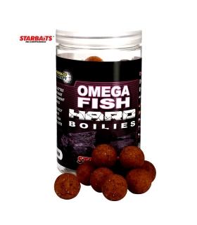 STARBAITS OMEGA FISH HARD BOILIES 24MM 200GR