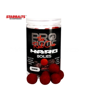 STARBAITS RED ONE HARD BOILIES 24MM 200GR