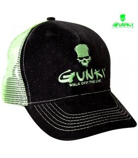 GUNKI GORRA TRUCKER NEGRA/VERDE