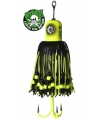 MADCAT CLONK TEASER A-STATIC 150G FLUO YELLOW UV