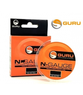 GURU N-CAUGE 8LB 0.19MM 100MTRS