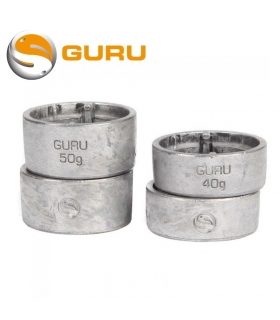 GURU X-CHANGE FEEDER WEIGHTS X2 40GR / X2 50GR