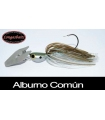 LONGASBAITS GLADIATOR BLADED 3/8OZ ALBURNO COMUN