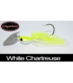 LONGASBAITS GLADIATOR BLADED 3/8OZ WHITE CHART