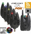 FOX MICRON MX ROD SETS 3+1