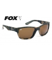 FOX CHUNK CAMO BROWN SUNGLASSES