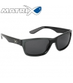 MATRIX SUNGLASSES TRANSPARENTES BLACK CASUAL GREY LENSE