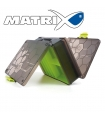 MATRIX FEEDER & TACKLE BOX DOBLE CARA