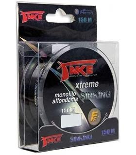 TAKE XTREME SINKING 0.18MM 4.80KG 150MTS