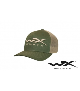 WILEY X SNAPBACK CAP GREEN