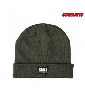 STARBAITS BANK TRADITION BEANIE - OLIVE GREEN