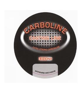 LEONI NYLON CARBOLINE 0.22MM 250MTS