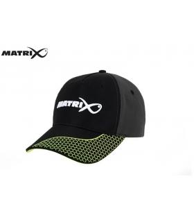 MATRIX GORRA GREY/LIME BASEBALL CAP