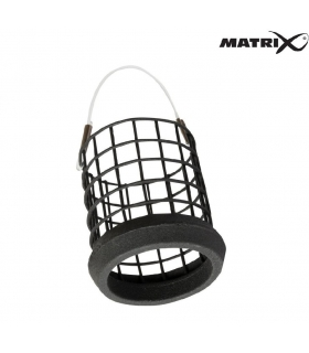 MATRIX BOTTOM WEIGHTED CAGE FEEDER SMALL 30G