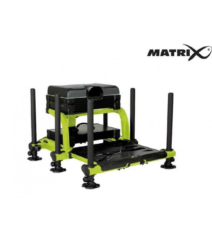 MATRIX XR36 PRO SEATBOX LIME