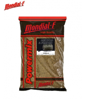 SENSAS MONDIAL-F METHOD & FEEDER VAINILLA 1KG