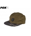 FOX VOLLEY CAP KHAKI/CAMO ONE SIZE FITS ALL