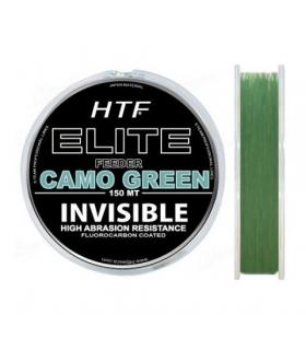 HTF ELITE CAMO GREEN INVISIBLE 0.25MM 8.10KG