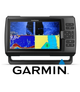 GARMIN STRIKER PLUS 9SV CON TRADUCTOR GT52