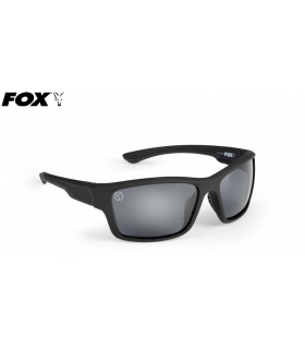 FOX GAFA AVIUS WRAPS MATT BLACK FRAME/GREY LENSES