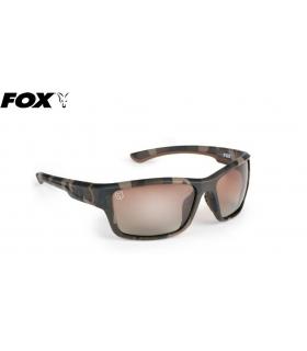 FOX GAFA AVIUS WRAPS CAMO FRAME/BROWN GRADIENT LENSES