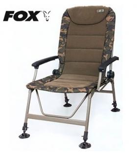 SILLA FOX R3 CAMO RECLINER CHAIR