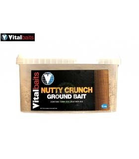 VITAL BAITS NUTTY CRUNCH GROUND BAIT 3KG