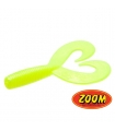 ZOOM FAT ALBERT TWIN TAIL CHARTREUSE PEARL
