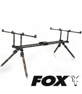 FOX HORIZON DUO POD CAMO 4 ROD