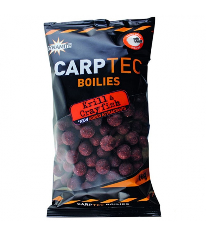 DYNAMITE CARPTEC KRILL & CRAYFISH 20MM 1KG