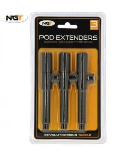 NGT POD EXTENDERS 3UDS