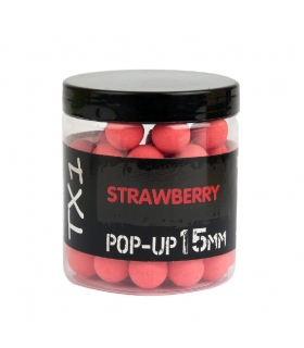 SHIMANO TX1 POP-UP 15MM STRAWBERRY 100GR