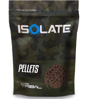 SHIMANO ISOLATE PELLETS 4MM 900GR