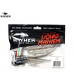 LIQUID MAYHEM THRUST SWIM MINNOW SHAD 3.5'' 7PK