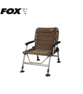 SILLA FOX R2 CAMO RECLINER CHAIR
