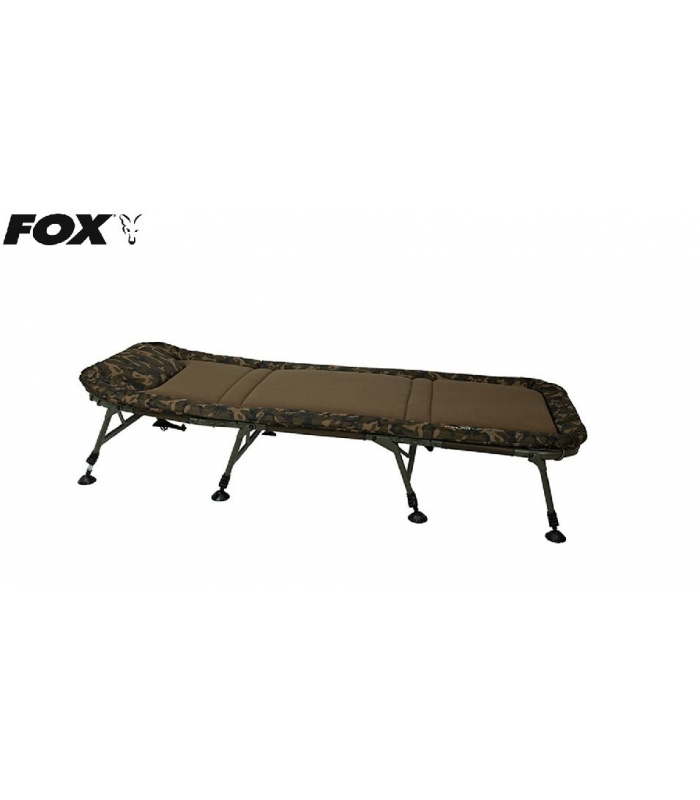 CAMA FOX FLATLINER BEDCHAIR 8 LEG