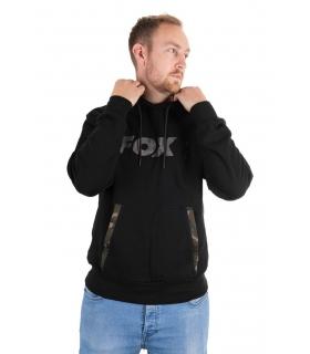 FOX BLACK / CAMO PRINT LOGO HOODY TALLA M