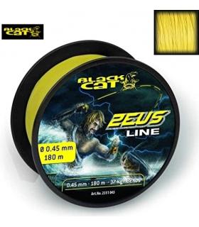 BLACK CAT ZEUS LINE YELLOW 0.45MM 180M 37KG