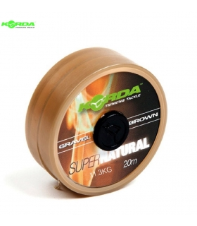 KORDA SUPERNATURAL GRAVEL BROWN 20M 11.3KG