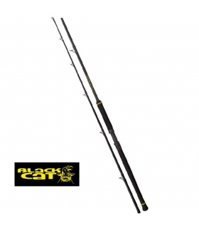CAÑA BLACK CAT BLACK PASSION BOAT 2.40MTS 600GRS