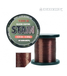 VIRUX HILO STAIN SILICON COATING 1200M 0.40MM 17KG