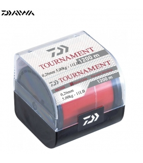 DAIWA TOURNAMENT NYLON LINE 0.26MM 1200M