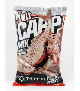 BAIT-TECH KULT CARP MIX SWEET FISHMEAL 2KG