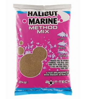 BAIT-TECH MARINE HALIBUT METHOD MIX 2KG