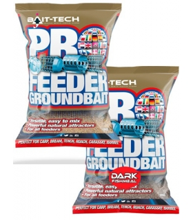 BAIT-TECH PRO FEEDER GROUNDBAIT 1KG