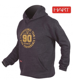 HART SUDADERA HOODIE VINTAGE TALLA S