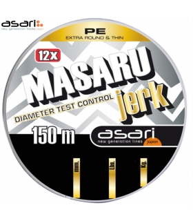 ASARI MASARU JERK 12X 150M 0.12MM 10KG