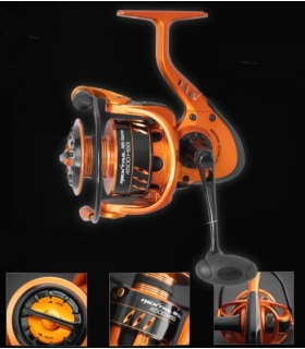 CARRETE REXTAIL MH GAME 4500 HSG