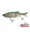 MOLIX GLIDE BAIT 178SS GHOST GIZZARD SHAD 522