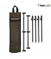 PROLOGIC AVENGER BUZZ BAR KIT & CARRYCASE 3 ROD